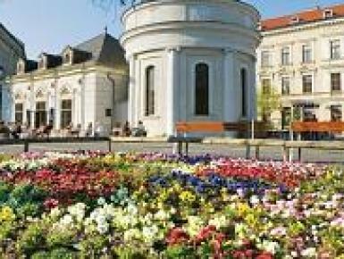 Baden bei Wien - mesto kúpeľov a ruží