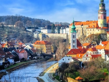 Južné Čechy - Veľká noc