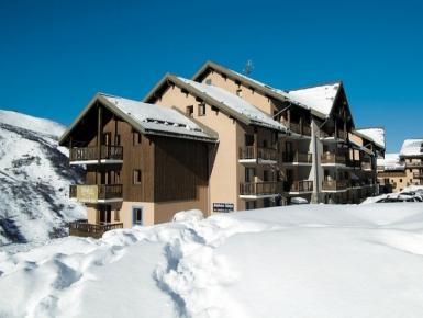 Rezidencia LUMIERES DE NEIGE *** / Valmeinier - Valloire