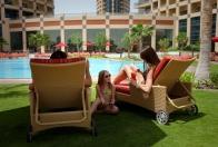 KHALIDIYA PALACE RAYHAAN BY ROTANA ***** / Dubaj - Abu Dhabi