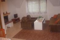 apartmán - obývačka - podkrovný apartmán